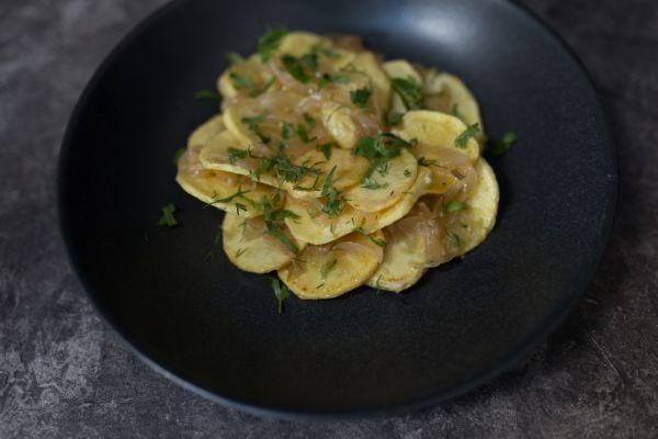 Картопля по-домашньому