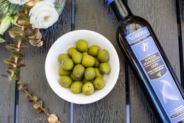 Оливки лігурійські 100 грм