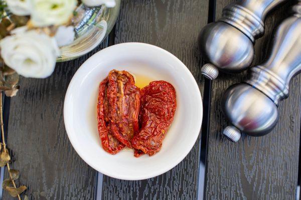 В'ялені томати