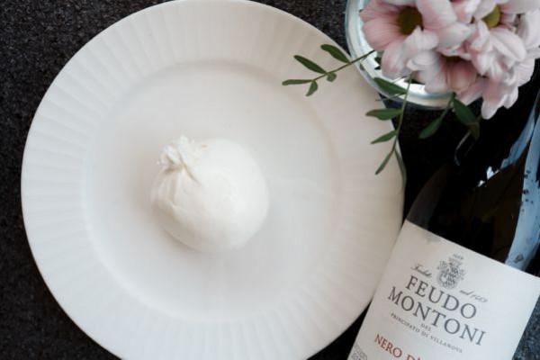 Сир моцарела ді буфала