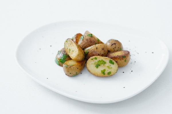 Запечена картопля з тосканськими травами