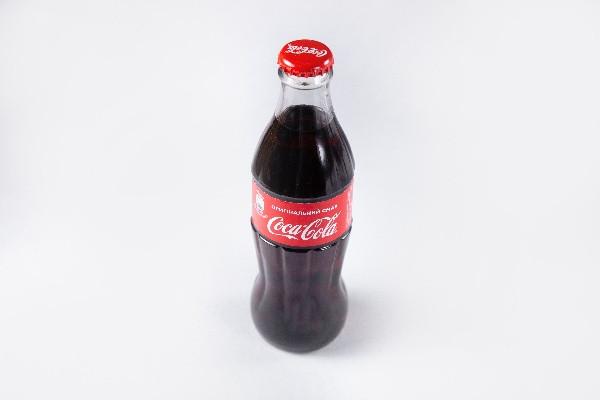 Напій Кока-Кола с/п 0,25л