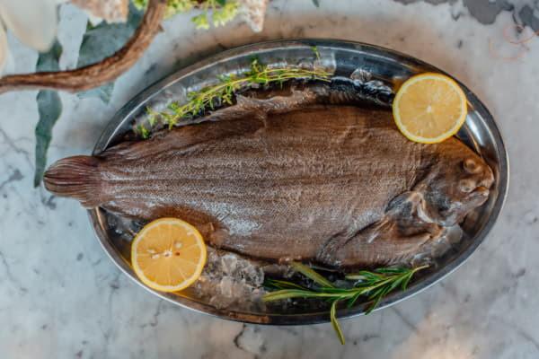 Риба Морський язик Запечена (доставка)