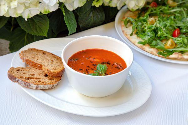 Суп по-тосканськи з морепродуктами