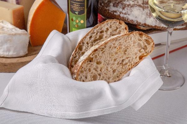 Хліб трюфельний з льоном 100 г
