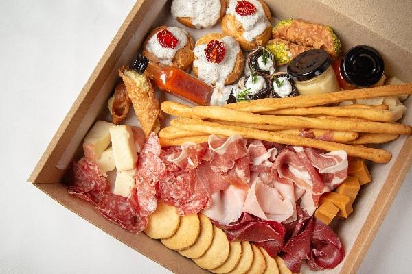Спеціалітети Vino e Cucina до вина